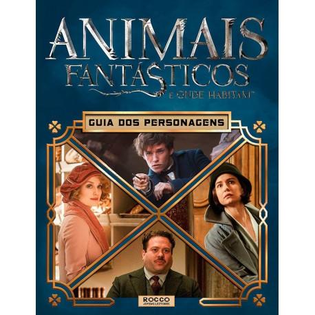 Livro: Animais Fantásticos e Onde Habitam - Guia dos Personagens