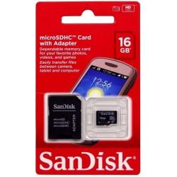 Micro SD 16GB