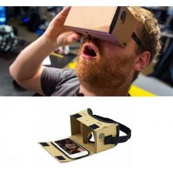 Óculos 3D Cardboard Realidade Virtual com Alça
