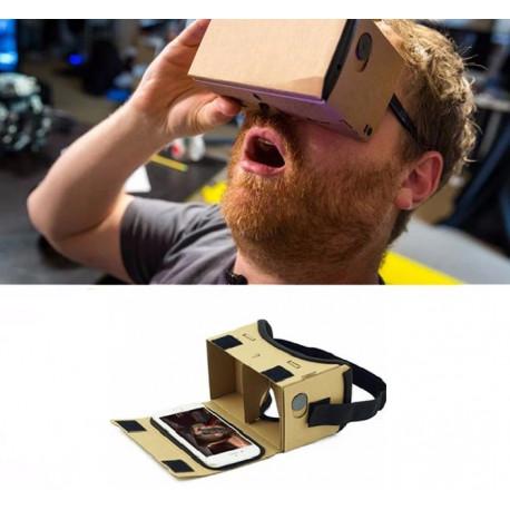 Óculos 3D Cardboard Realidade Virtual