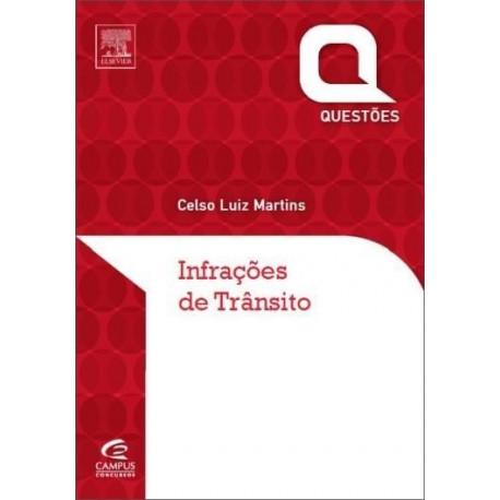Livro: Infrações de Trânsito - Série Questões