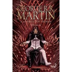 Livro: A Guerra dos Tronos: HQ - Volume 3
