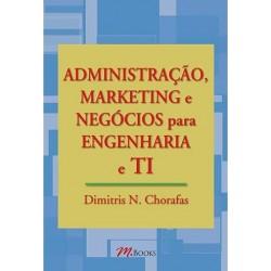 Livro: Administração, Marketing e Negócios para Engenharia e TI