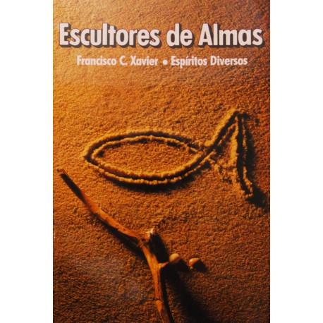 Livro - Escultores de Almas (Francisco Cândido Xavier)