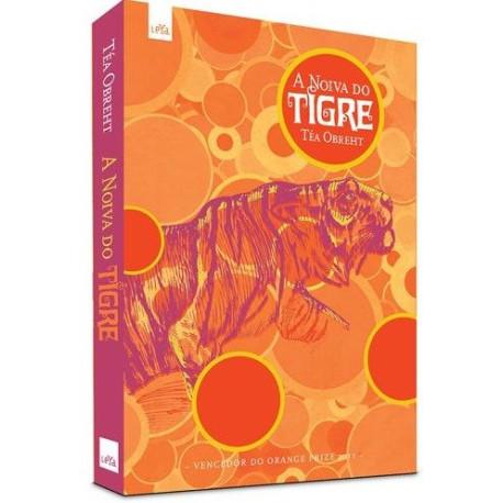 Livro - A Noiva do Tigre