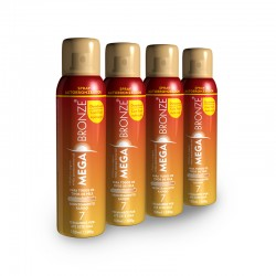Pague 03 leve 04 Mega Bronze Spray AutoBronzeador - 150ml