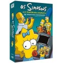 DVD Os Simpsons - 8ª Temporada (4 Discos)