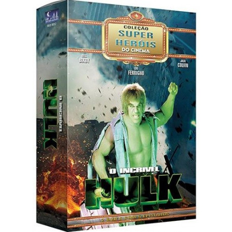 Box DVD O Incrível Hulk (2 Discos)