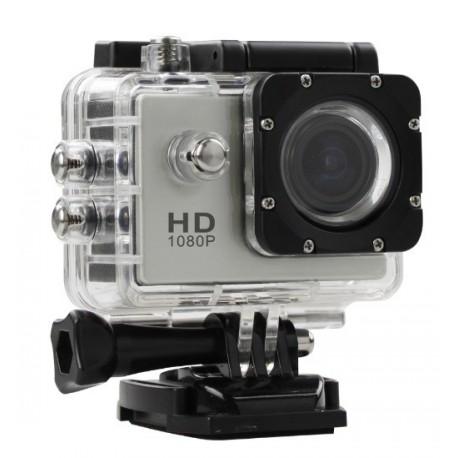 Camera Sport Full HD 1080p a Prova D'água 30 metros