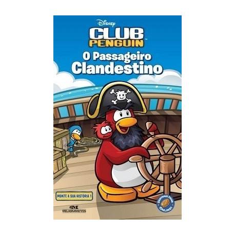 Livro: Club Penguin - Passageiro Clandestino
