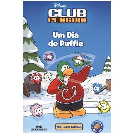 Livro: Club Penguin - Um dia de Puflle
