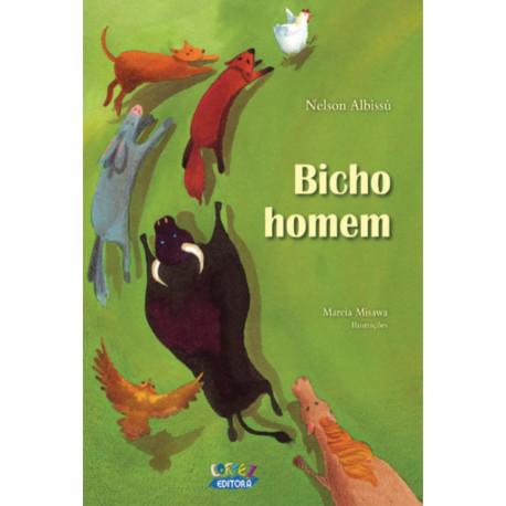 Livro - Bicho Homem (Capa Dura)