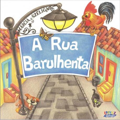 Livro - A Rua Barulhenta