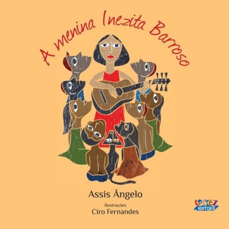 Livro - A Menina Inezita Barroso