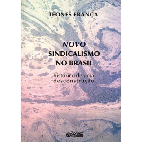 Livro - Novo Sindicalismo no Brasil: Histórico de uma Desconstrução
