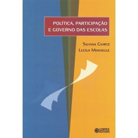 Livro - Política, Participação e Governo das Escolas