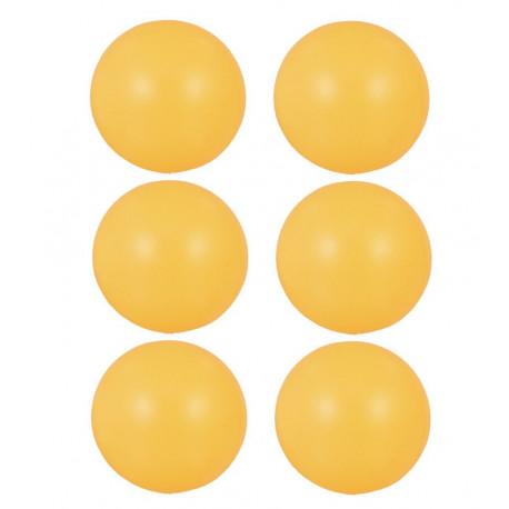 Bolinhas de Ping Pong com 6 unidades