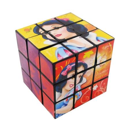 Cubo Mágico Princesas Disney - Branca de Neve