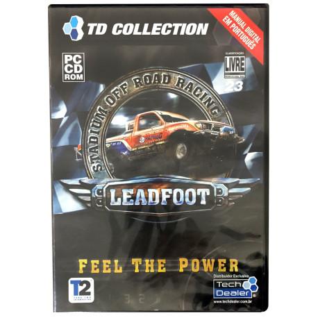 Jogo: LeadFoot para PC