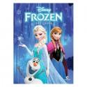 Livro: Frozen Gigante Para Ler e Colorir