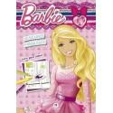 Livro: Barbie Desenhos Fabulosos Para Colorir