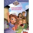 Livro Disney - Princesinha Sofia: Passatempos Divertidos
