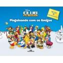 Livro: Pinguinando Com Os Amigos - Club Penguin