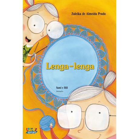 Livro: Lenga-Lenga