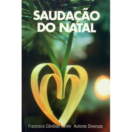 Livro - Saudação do Natal (Francisco Cândido Xavier)
