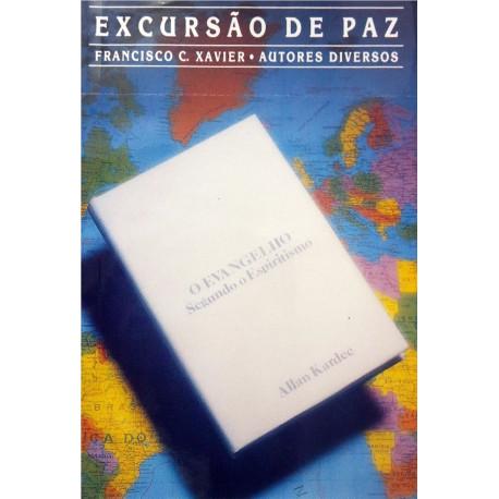 Livro - Excursão de Paz (Francisco Cândido Xavier)