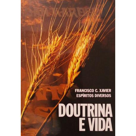 Livro - Doutrina e Vida (Francisco Cândido Xavier)