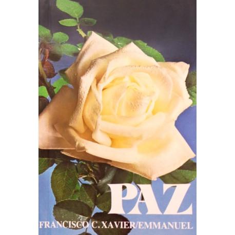Livro - Paz (Francisco Cândido Xavier)