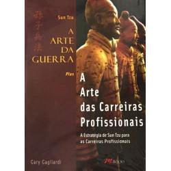 Livro: A Arte da Guerra - A Arte das Carreiras - Coleção Sun Tzu