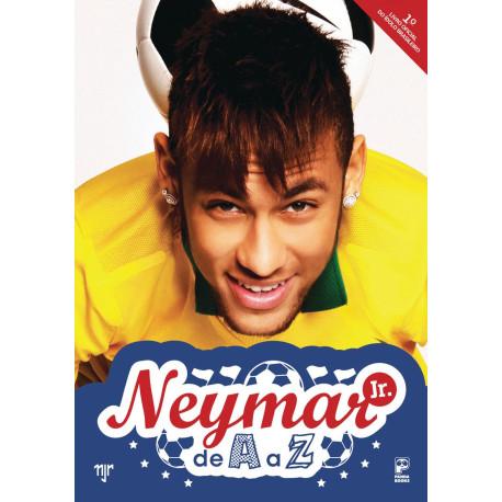 Livro: Neymar Jr. de A A Z
