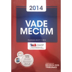 Livro: Vade Mecum 2014 (Capa Dura)