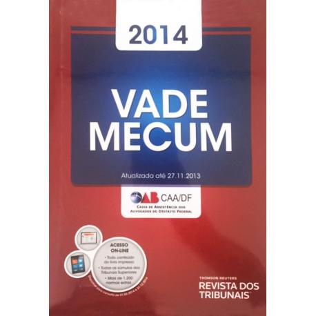 Livro: Vade Mecum 2014 (capa dura)