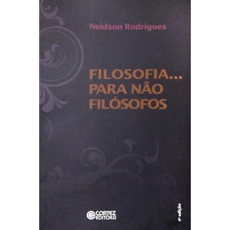 Livro - Filosofia...Para Não Filósofos