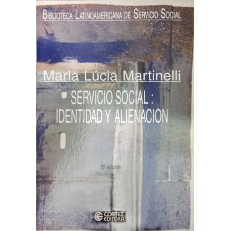 Livro - Servicio Social: Identidad Y Alienacion
