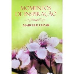 Livro - Momentos de Inspiração com Marcelo Cezar (Brochura)