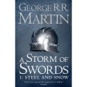 Livro: A Storm of Swords 1: Steel and Snow (Book 3, Part 1 of A Song of Ice and Fire)