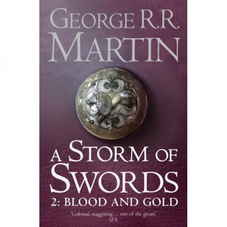 Livro: A Storm of Swords 2: Blood and Gold (Book 3, Part 2 of A Song of Ice and Fire)