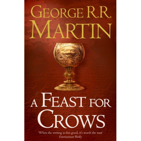 Livro: A Feast for Crows (Book 4 of A Song of Ice and Fire)