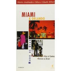 Livro: Miami & Orlando - Modo de Usar