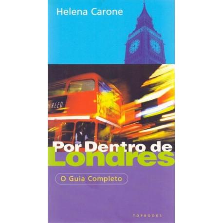 Livro: Por Dentro de Londres (O Guia Completo)