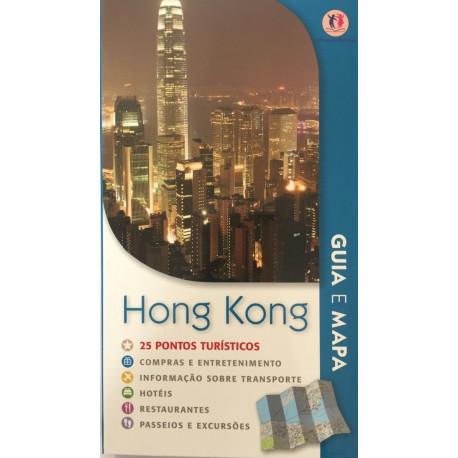 Livro: Guia e Mapa - Hong Kong