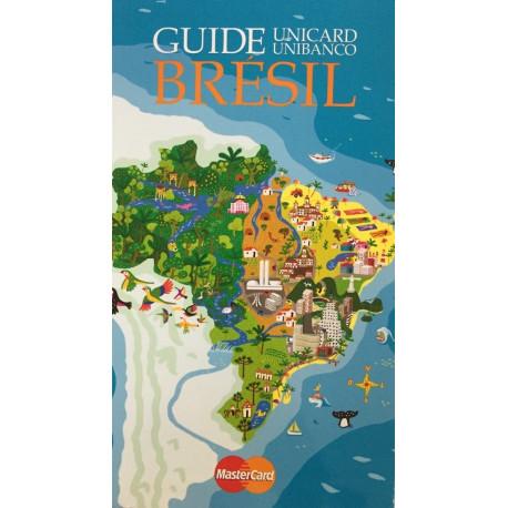 Livro - Guide Unicard Unibanco Brésil