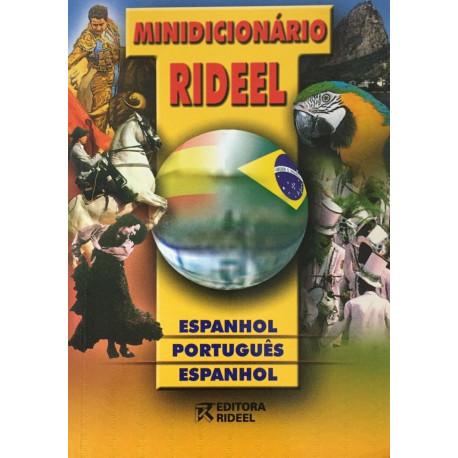Minidicionário Rideel: Espanhol-Português-Espanhol