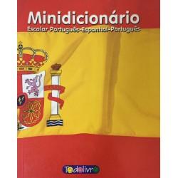 Minidicionário Escolar: Português-Espanhol-Português