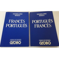 Minidicionário Vocabulário Básico - Francês/Português/Francês