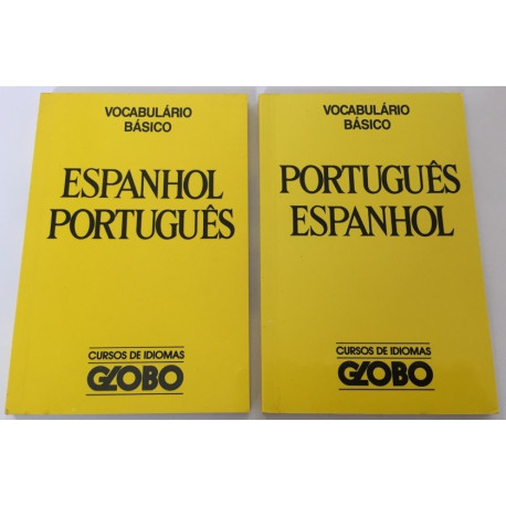 Minidicionário Vocabulário Básico - Espanhol / Português / Espanhol